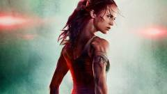 Tomb Raider trailer - Lara Croft bekeményít kép