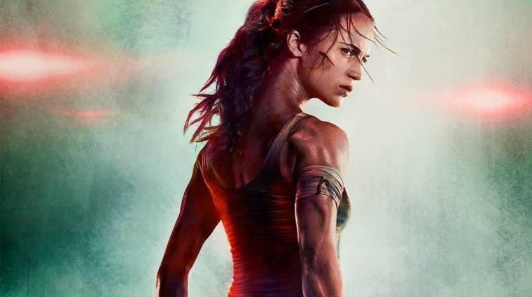 Új író dolgozik a Tomb Raider film folytatásán bevezetőkép
