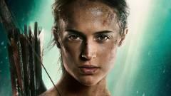 Készül a Tomb Raider folytatása Alicia Vikanderrel kép