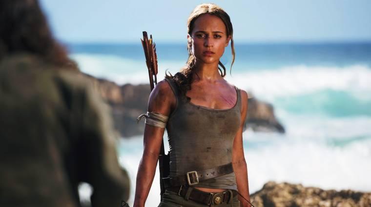 Érkezik a Tomb Raider film folytatása, ismét Alicia Vikanderrel a főszerepben bevezetőkép