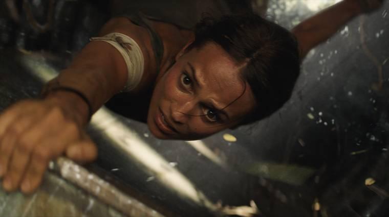 Már nincs Tomb Raider 2 premierdátum, mi lesz a film sorsa? bevezetőkép