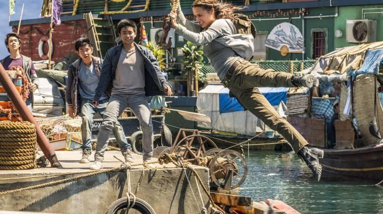 Úgy tűnik, jó kezekben van a 2018-as Tomb Raider film folytatása bevezetőkép