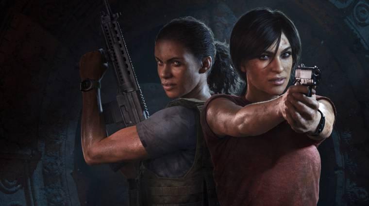 Az Uncharted 4 többjátékos módja is bővül a The Lost Legacy kapcsán bevezetőkép