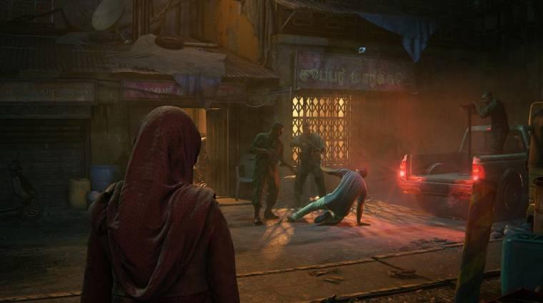 Uncharted: The Lost Legacy - bemutatkozott a főgonosz bevezetőkép