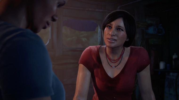 Uncharted: The Lost Legacy megjelenés - megvan, mikor indulhatunk új kalandra bevezetőkép