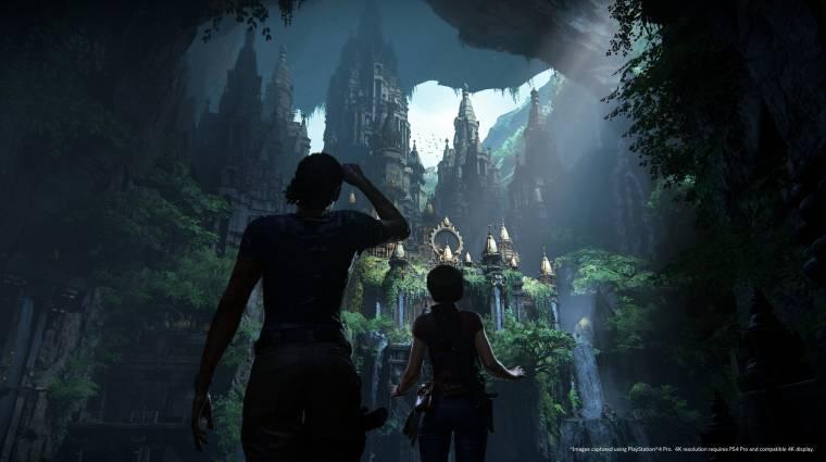 Uncharted: The Lost Legacy - 10 perc gameplay után még jobban várjuk bevezetőkép