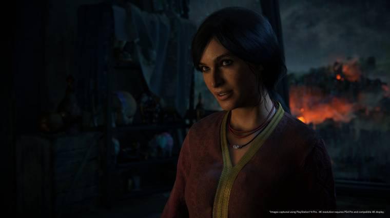 E3 2017 - új képek az Uncharted: The Lost Legacy Pro változatából bevezetőkép