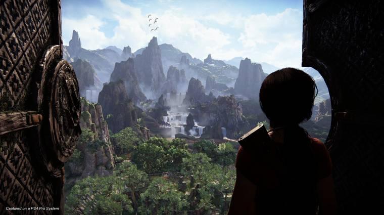 Uncharted: The Lost Legacy - 13 percnyi kaland a dzsungelből bevezetőkép