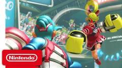 ARMS - rugókezű bokszolók leszünk a Nintendo új játékában kép