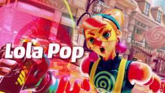 ARMS - bemutatkozik Lola Pop, a legújabb karakter kép