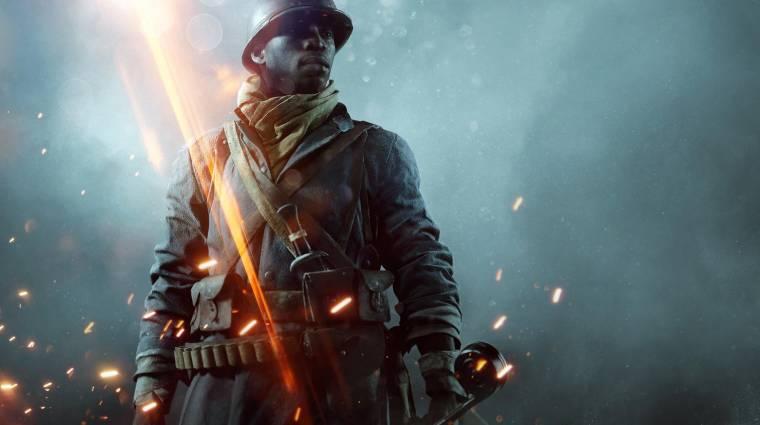 Battlefield 1 - ezt hozza a They Shall Not Pass DLC bevezetőkép