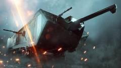 Battlefield 1 - mozgásban a They Shall Not Pass DLC kép