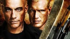 Black Water - Van Damme és Lundgren együtt akcióznak kép