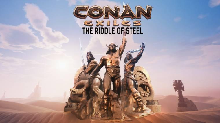 Conan Exiles - ismét ingyenesen játszható a hétvégén bevezetőkép