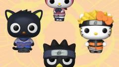 Napi büntetés: ki ne akarna egy Narutónak öltözött Hello Kitty Funko POP-ot? kép