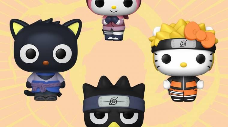 Napi büntetés: ki ne akarna egy Narutónak öltözött Hello Kitty Funko POP-ot? bevezetőkép