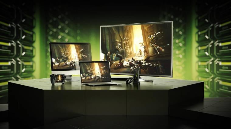 Az Nvidiának esze ágában sincs a Stadia útjára terelni a GeForce Now-t bevezetőkép