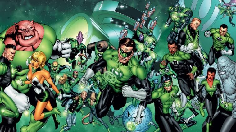 Comic-Con 2018 - az új Zöld Lámpás film különbözni fog a régitől kép