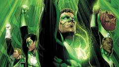 Két Lámpás, valamint Sinestro is benne lesz a Zöld Lámpás-sorozatban kép