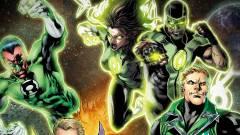 Megvalósul az élőszereplős Zöld Lámpás sorozat, és az is kiderült, milyen karakterekkel kép