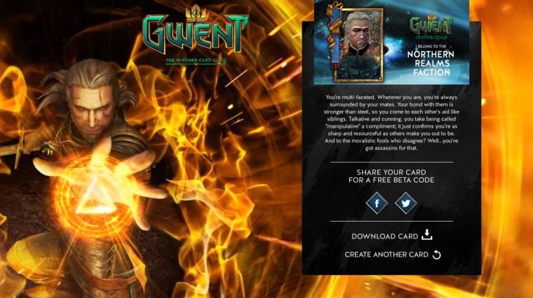 Gwent - így szerezhetsz könnyen bétakulcsot bevezetőkép