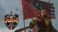 Gwent: Iron Judgment - 80 új lappal jön a következő kiegészítő kép