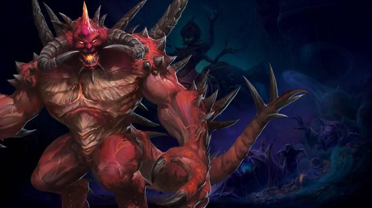 Heroes of the Storm - Diablo sokkal félelmetesebb lett bevezetőkép