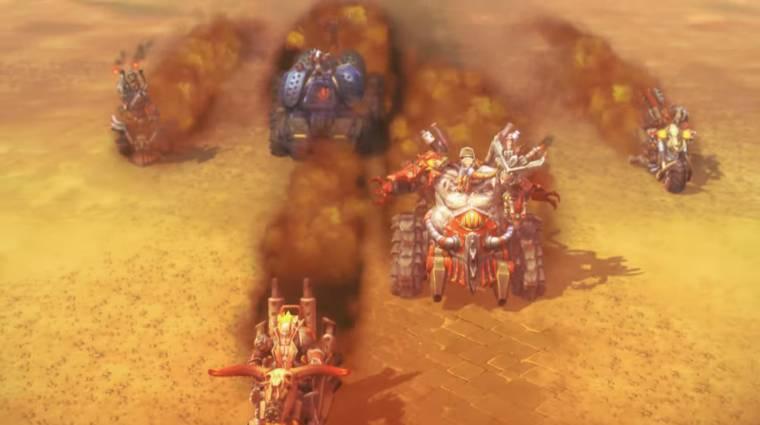 Heroes of the Storm - Alterac után rögtön egy Mad Max-szerű eseménnyel folytatódik a móka bevezetőkép