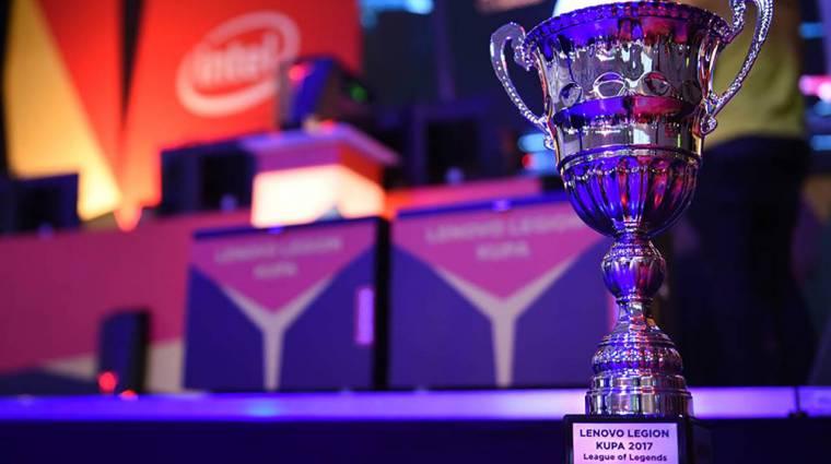 League of Legends - ez történt a Lenovo Legion PlayIT kupán bevezetőkép