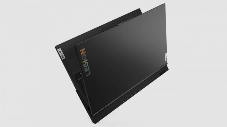 Új CPU+GPU kombót hoznak a Lenovo legújabb Legion gamerlaptopjai kép