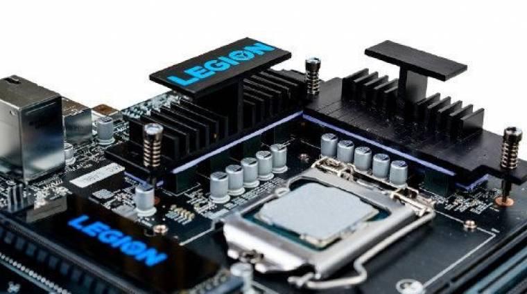 Legion alaplapok gyártásába kezd a Lenovo kép