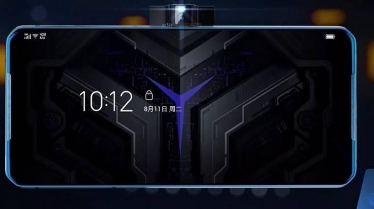 Július 22-én, 16 GB memóriával jön a Lenovo Legion gamermobil kép