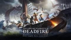 Pillars of Eternity II: Deadfire - konzolokra is megjelenik kép