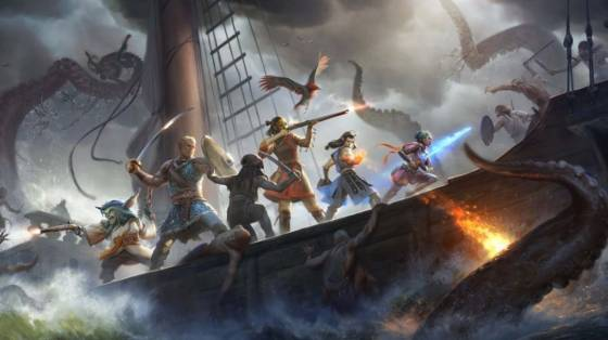 Pillars of Eternity II: Deadfire infódoboz
