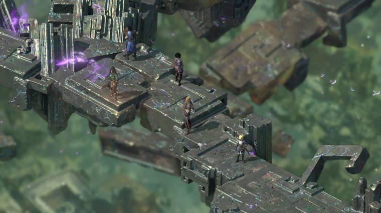 Pillars of Eternity II: Deadfire - egy youtube-os műsor csapata is szerephez jut bevezetőkép