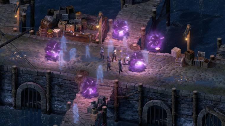 Pillars of Eternity II: Deadfire - új mod teszi nehezebbé a kalandot bevezetőkép