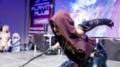 Brutális játékok és csinos cosplayerek várnak a ROG PlayIT Plus Budapesten kép