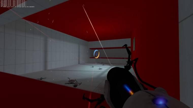 Így keveredik a Portal a Superhottal bevezetőkép
