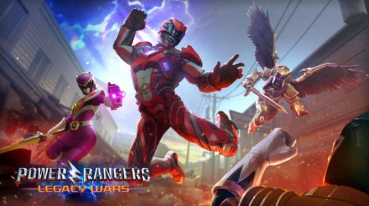 Power Rangers: Legacy Wars, The Elder Scrolls: Legends - a legjobb mobiljátékok a héten bevezetőkép
