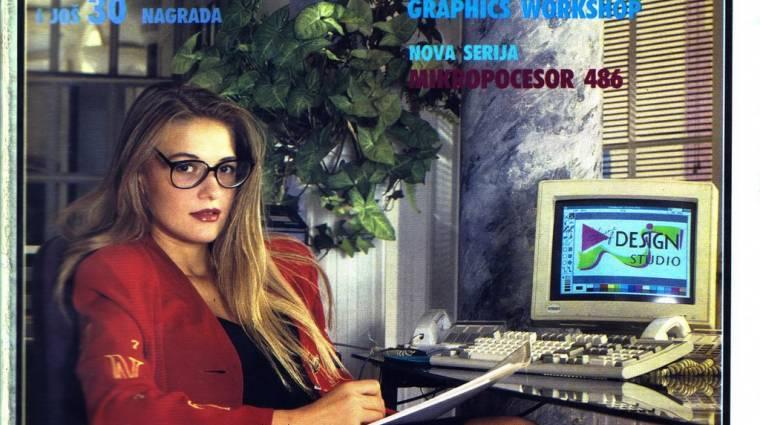 Semmi nem annyira szexi, mint a régi számítástechnikai magazinok Jugoszláviában bevezetőkép