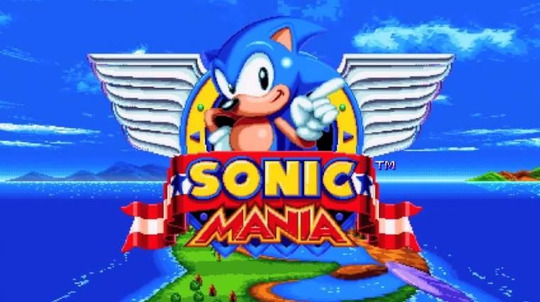 Sonic Mania - Knucklesé a főszerep a legújabb trailerben bevezetőkép