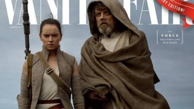 Címlapon a Star Wars: Az utolsó Jedik