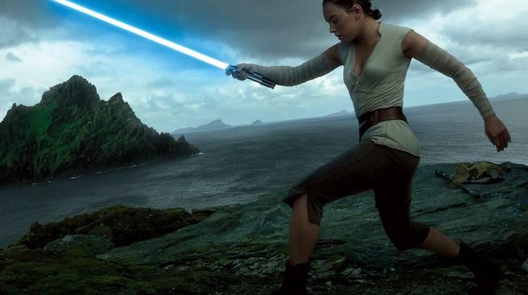 Star Wars Battlefront II - nyugi, nem volt spoiler az E3-as demóban bevezetőkép