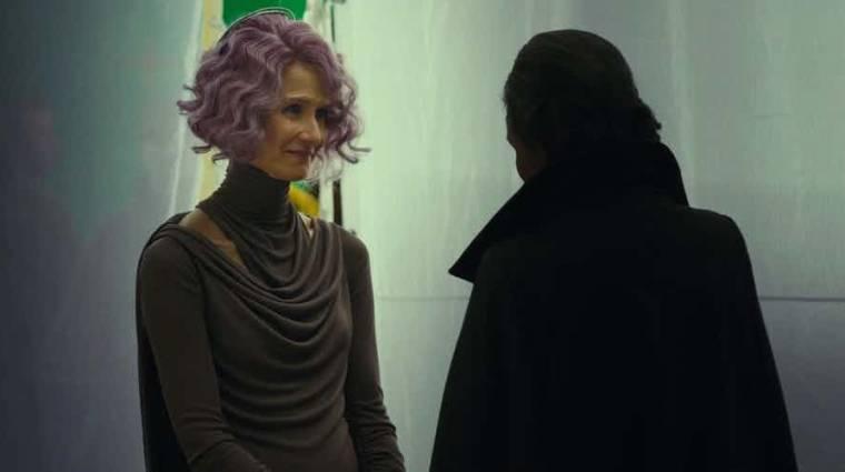 Biszexuális karakter szerepelhet a Star Wars - Az utolsó Jedikben? kép