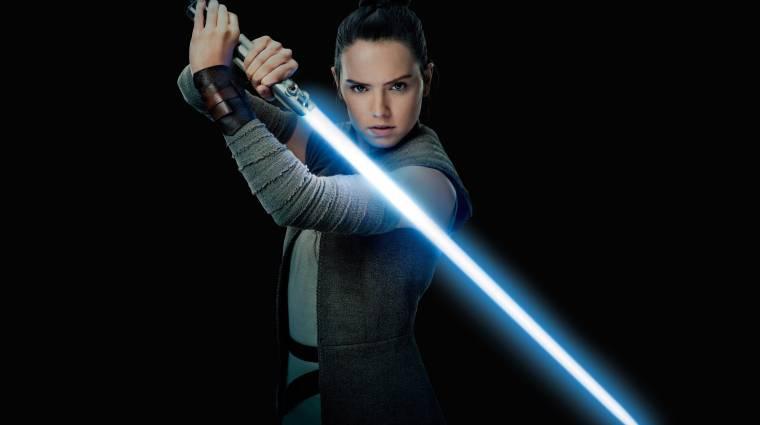 Végső előzetesen a Star Wars: Az utolsó Jedik kép