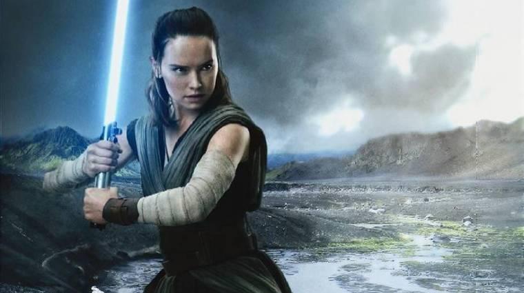 Így edzettek a Star Wars: Az utolsó Jedik színészei kép