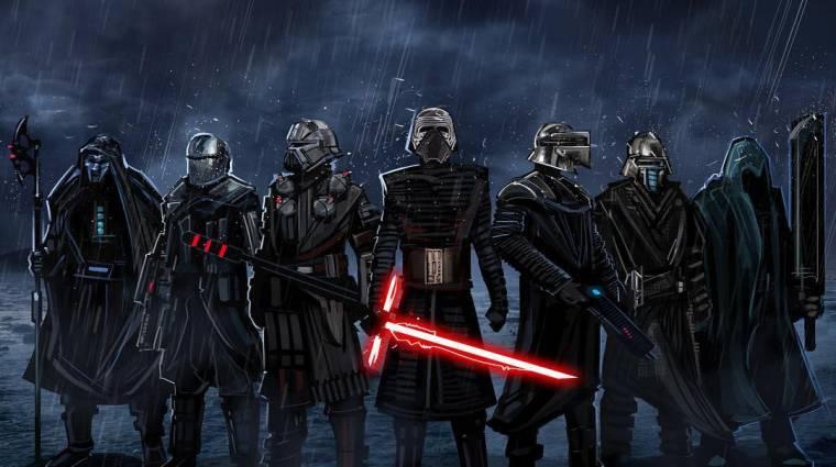 Az új Star Wars trilógia egészen új szereplőkkel készül bevezetőkép