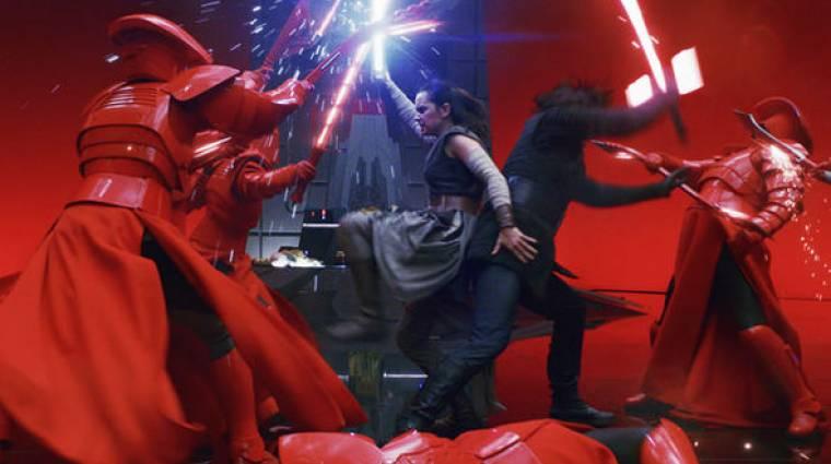 Csak egy ember ismeri a Star Wars IX valódi címét kép
