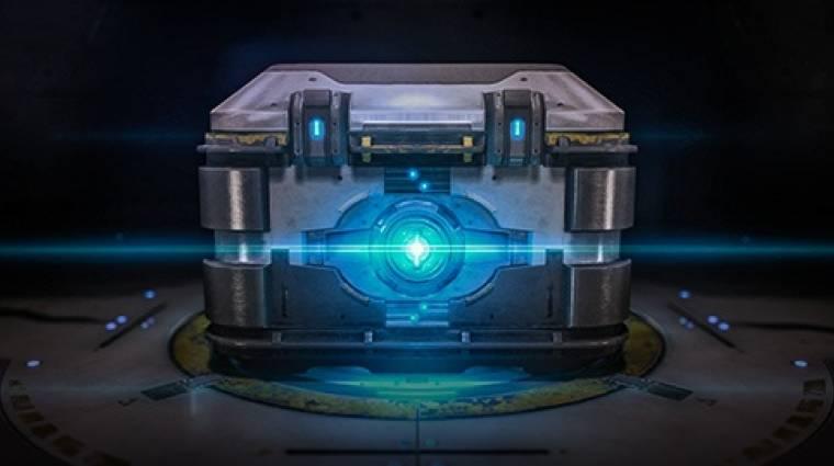 Már a StarCraft II-ben is nyithatunk ládákat bevezetőkép