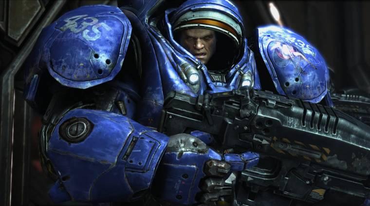 Gamescom 2018 - régóta várt karakter a StarCraft II új co-op parancsnoka bevezetőkép